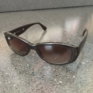 9c3c1d7e25 Ray-Ban Accessories - RAY-BAN BROWN SUNGLASSES RB 4135 714 13 -